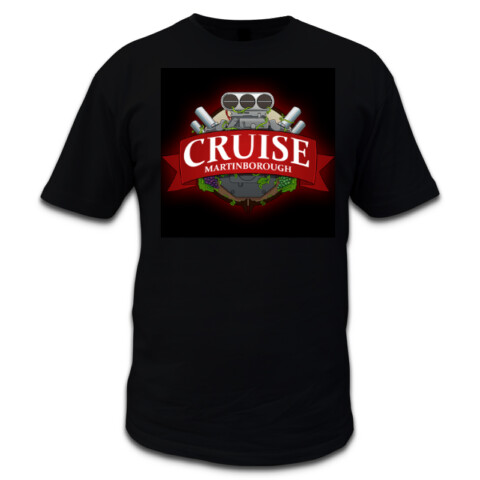 CM Black T - Cruise Martinborough
